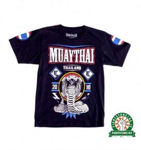 Fightlab Cobra T-shirt - Black
