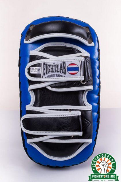 Fightlab Flo Curved Thai Pads - Blue