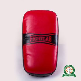 Fightlab Flo Curved Thai Pads - Red/Black