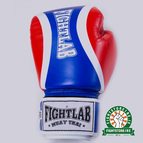 Fightlab Flo Muay Thai Gloves - Thai Flag