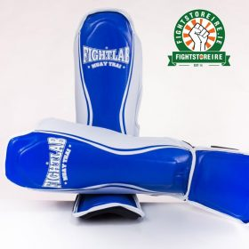 Fightlab Flo Shinguards - Blue/White