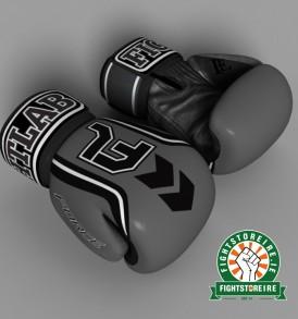 Fightlab Force Muay Thai Gloves - Grey