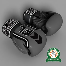 Fightlab Force Muay Thai Gloves - Grey
