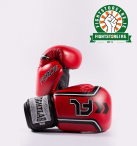 Fightlab Force Muay Thai Gloves - Red