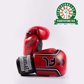 Fightlab Force Muay Thai Gloves - Red