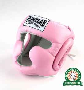 Fightlab Full Face Head Guard - Pink