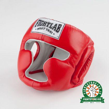 Fightlab Full Face Headguard - Red