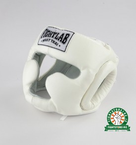 Fightlab Full Face Headguard - White