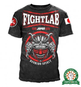 Fightlab Japan T-Shirt - Black