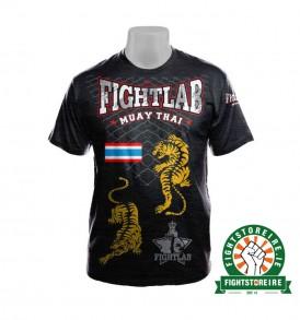 Fightlab Sak Tiger T-Shirt - Black