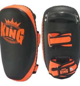 King Thai Kick Pads - Orange