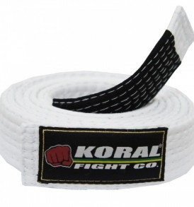 Koral BJJ White Belt