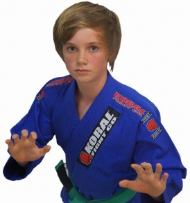 Koral Kids First Gi Blue