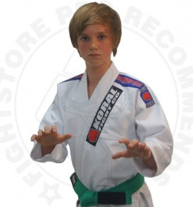 Koral Kids First Gi White
