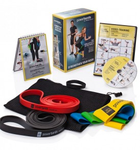 Let's Bands Power Set Pro Resistance Bands
