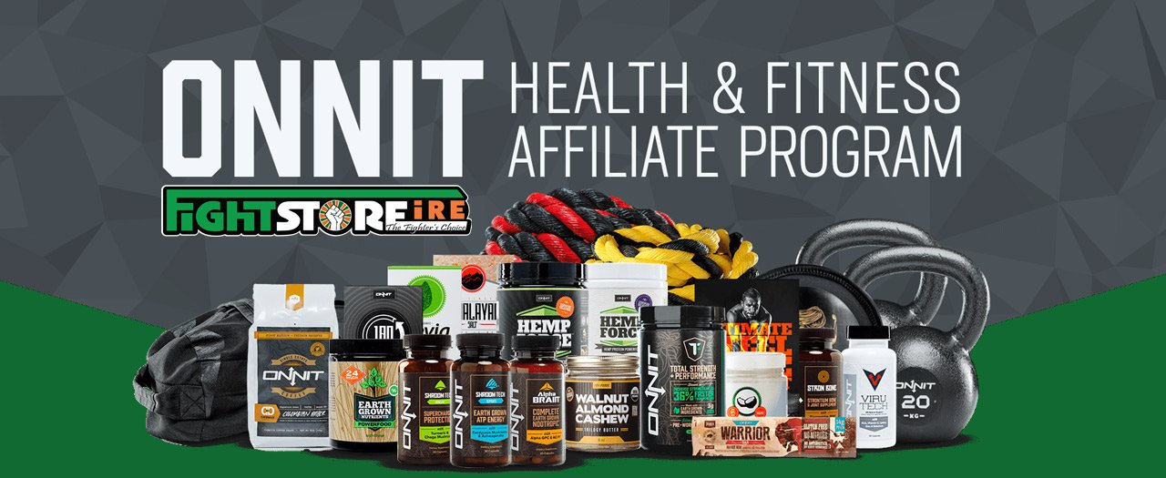 Onnit Supplements from Fightstore IRELAND