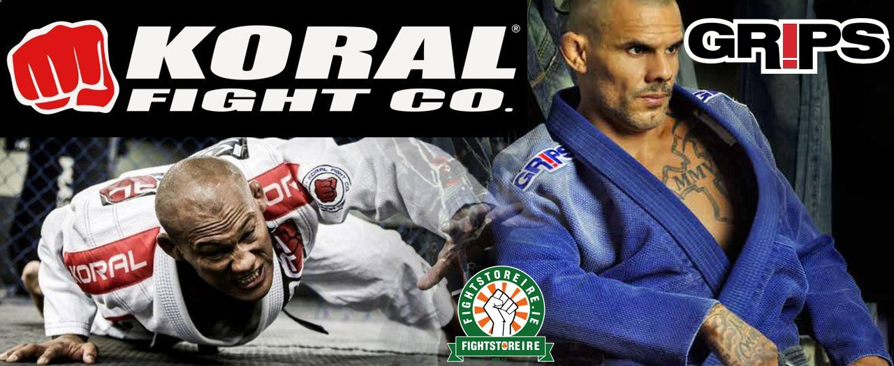 Koral Co. & GR1PS BJJ Gear