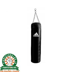 Adidas 4ft Vinyl Kick and Punch Bag - Black