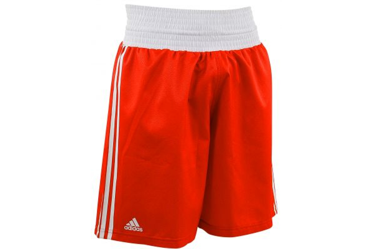 Adidas Boxing Shorts Red Fight Store Ireland