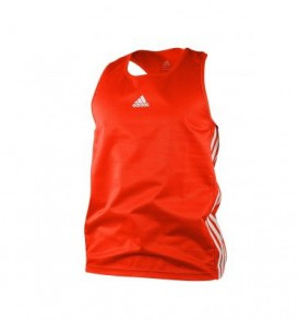 Adidas Boxing Vest - Red