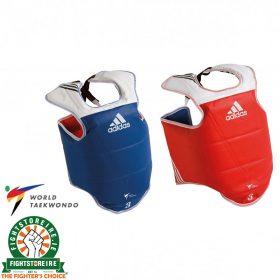 Adidas WT TKD Body Protector - Reversible