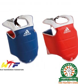 Adidas WTF TKD Body Protector - Reversible