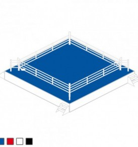 Boxing Ring Vinyl Canvas 7.5 x 7.5 M