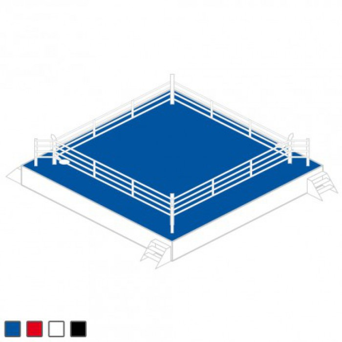 Boxing Ring Vinyl Canvas 5 5 X 5 5 M Fight Store Ireland