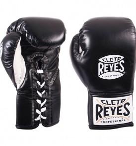 Cleto Reyes Safetec Boxing Gloves - Black