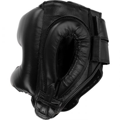 Cleto Reyes Traditional Pointed Nylon Bar Headguard - Black
