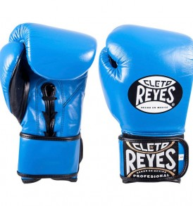 Cleto Reyes Universal Sparring and Training Gloves - Blue