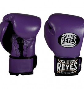 Cleto Reyes Universal Sparring and Training Gloves - Purple