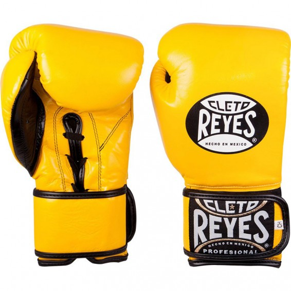 Cleto Reyes Universal Sparring and Training Gloves - Yellow