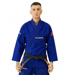 Koral Original Slim BJJ Gi - Blue