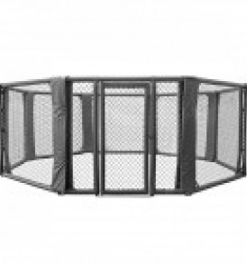 Octagon Cage on the Floor 4 x 4 M