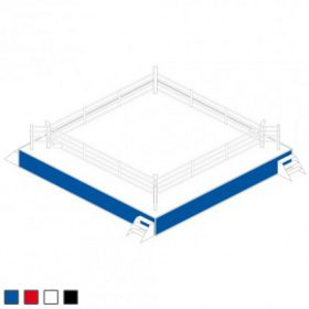 Side Boxing Ring Canvas 6.5 x 6.5 M