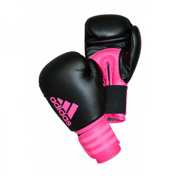 Nike Velcro Gloves: Adidas Hybrid 100 Boxing Gloves