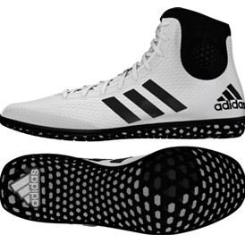 Adidas Tech Fall 16 Rio Wrestling Shoes - Black