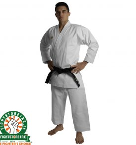 Adidas WKF Champion Karate Uniform - Japanese Cut - 17oz Kata -
