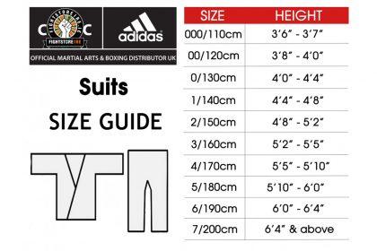 Adidas Japan Size Chart