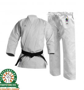 Adidas WKF Elite Karate Uniform - Japanese Cut - Kata 14oz