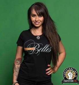 BAMMA Belles T-shirt - Black