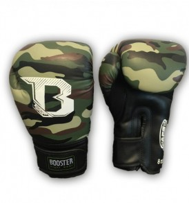 Booster Kids Boxing Gloves - Camo