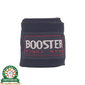 Booster Kids Hand Wraps - Black