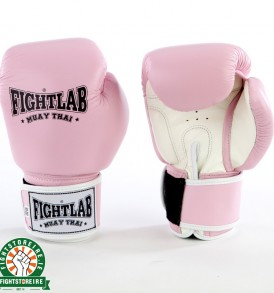 Fightlab Classic Muay Thai Gloves - Baby Pink
