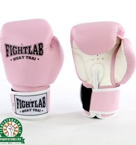 Fightlab Classic Muay Thai Gloves - Baby Pink