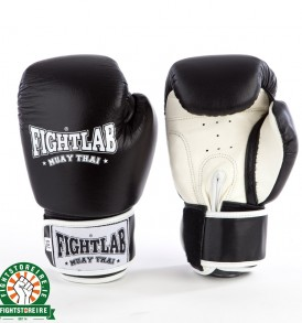 Fightlab Classic Muay Thai Gloves - Black