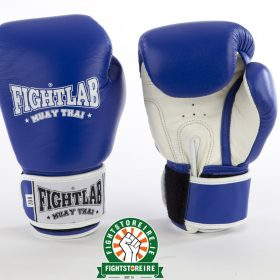 Fightlab Classic Muay Thai Gloves - Blue