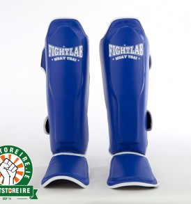 Fightlab Classic Shinguards - Blue