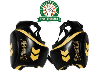 Fightlab Force Thigh Pads - Black/Yellow